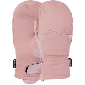 POW Stealth GTX Mitt +Warm Handschoenen Dames, misty rose